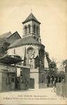 Montmarte - L'Eglise St Pierre