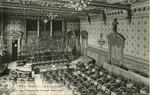 Hotel de Ville - Salle des Seances du Conseil Municipal
