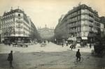 Le Boulevard Denain et la Gare du Nord