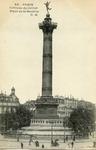 Colonne de Juillet - Place de la Bastille