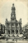 L'Eglise de la Trinite