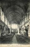Eglise de la Trinite, la Nef