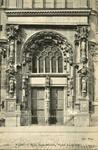 Eglise Saint-Eustache, Portail lateral Sud