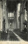 Eglise Saint-Eustache, la Nef