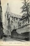 L'Eglise Saint-Severin