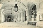 La Sorbonne - le Grand Hall