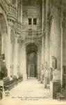 Eglise Saint-Etienne-du-Mont. Bas-cote lateral gauche