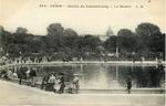 Jardin du Luxembourg - Le Bassin