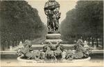 Jardin du Luxembourg, la Fontaine Carpeaux
