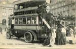 Un Omnibus automobile
