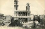 Saint-Sulpice et la Place