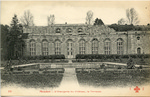 L'Orangerie du Château, La Terrasse