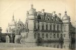 Château de Chantilly - Vue prise du Parierre