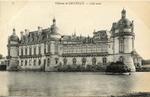 Château de Chantilly - Côté nord