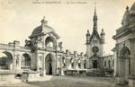 Château de Chantilly - La Cour d'honneur