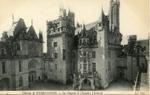 Château de Pierrefonds - La Chapelle et l'Escalier d'honneur