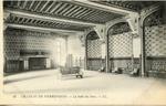 Château de Pierrefonds - La Salle des Ducs