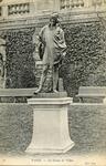 La Statue de Villon