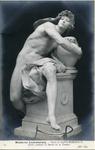 Musee du Luxembourg - genie gardant le Secret de la Tombe