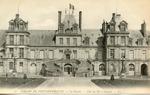 Palais de Fontainebleau - La Facade