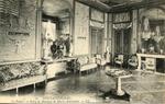 Palais de Fontainebleau - Salon de Musique de Marie-Antoinette