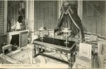 Palais de Fontainebleau - Le Cabinet de travail de Napoleon
