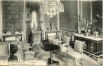 Palais de Fontainebleau - Le Salon de l'Abdication