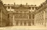 Versailles - Le Château - La Cour de Marbre