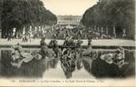 Versailles - Le Château - Le Char d'Apollon