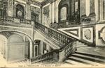 Versailles - L'Escalier de Marbre.