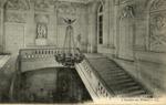 Versailles - Le Château - L'Escalier des Princes