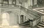 Versailles - Le Château - L'Escalier de la Reine