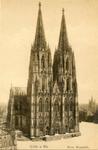 Dom, Westseite