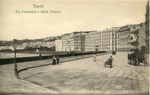 Via Partenope e Hôtel Vittoria