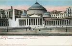Chiesa e portici di S. Francesco di Paola