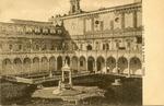 Certosa di S. Martino - L'atrio