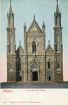 La facciata del Duomo