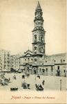 Piazza e Chiesa del Carmine