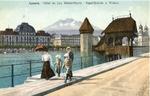 Hôtel du Lac, Wasserthurm