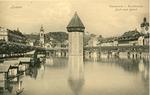 Wasserturm u. Kapellbrücke