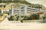 Military Hospital from N. W.