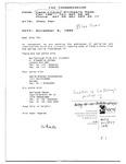 Correspondence: FANG Lijun to ZHOU Yan about gallery information