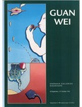 Exhibition Pamphlet: Treasure Hunt - Guan Wei (1995)