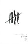 Catalogue: Workspace Program - 5 Years by Wen-Yi HOU 侯文怡