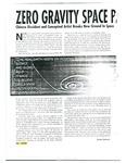 Review: Zero Gravity Space Painter Niu Bo